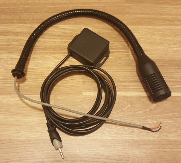 Gooseneck Microphone Kit 3198