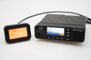 Sirius with its parent radio DM4600