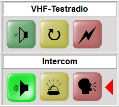 SoftRadio with Intercom