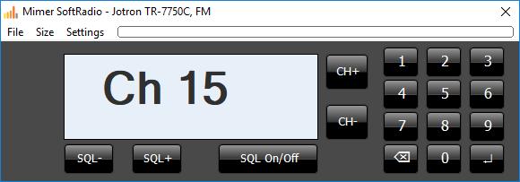 Jotron Marine Radio