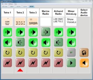 Example of SoftRadio