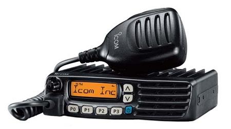 Icom Mobile radio
