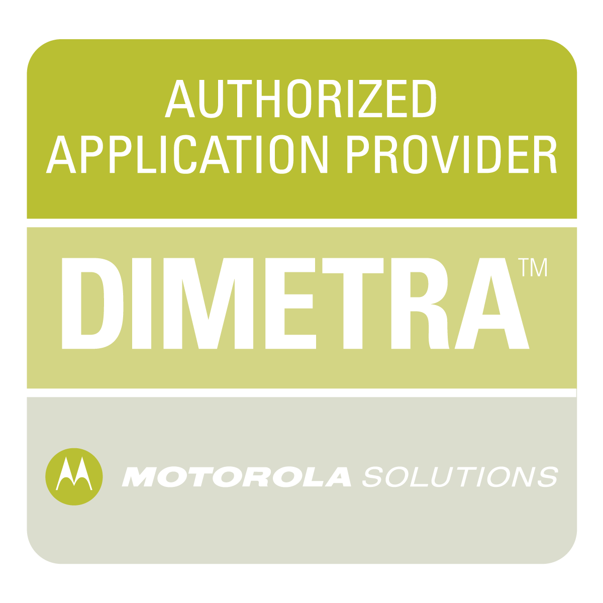 Authorized Application Provider for Dimetra