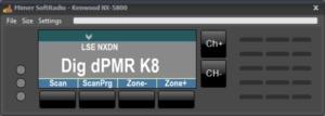 Kenwood NX-5800