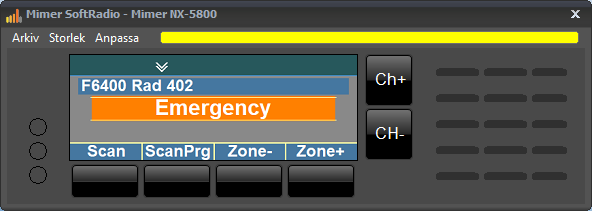 Emergency call received