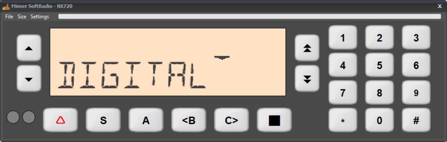 Virtual Control Head NX720