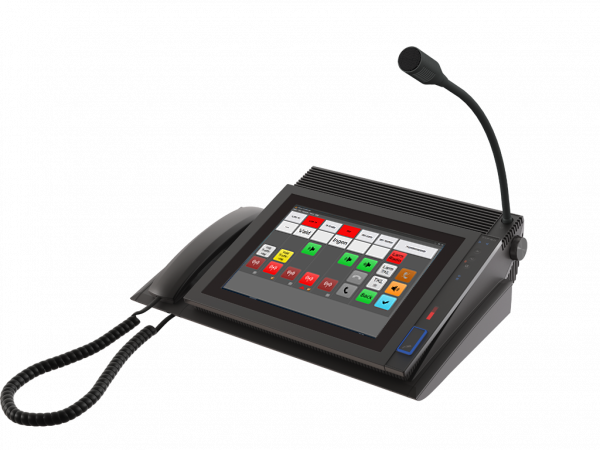 Touch screen PC dispatcher