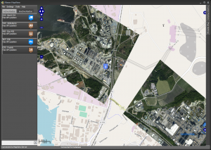 MapView with customer overlay of satellite pictures